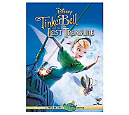 Tinker Bell and the Lost Treasure - DVD - E269376