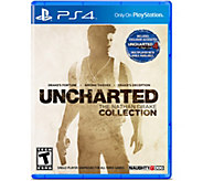 Uncharted: The Nathan Drake Collection - PlayStation 4 - E286676