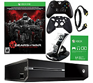 Xbox One 500GB Gears of War Bundle with Accessories - E288776