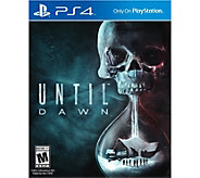PlayStation 4 Until Dawn - E291976