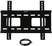 MegaMounts 23 to 37 TV Wall Mount with HDMI Cable - E281877