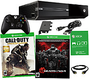 Xbox One 500GB Gears of War Bundle with COD Advanced Warfare - E284977