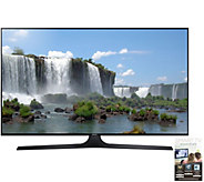 Samsung 50 Class LED 1080p Smart HDTV with AppPack - E288477