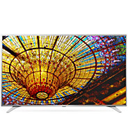 LG 49 Class Smart LED 4K Ultra HDTV with 4K Upscaling - E289277