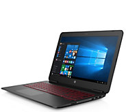 HP OMEN 15.6 Laptop - Intel i7, 8GB RAM, 1TB HDD, 128GB SSD - E294177