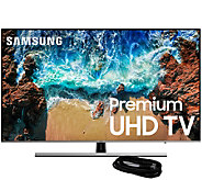 Samsung 55 Class LED 4K HDR Plus Ultra HDTV and 6 HDMI Cabl - E294477