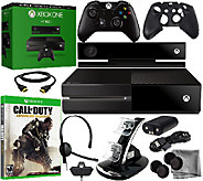 Refurbished Xbox One Console w/ Kinect Sensor &Call of Duty - E280878