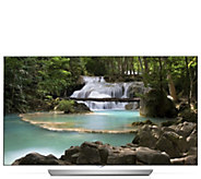 LG 55 Class 4K UHD Smart OLED 3D TV with webOS - E287578