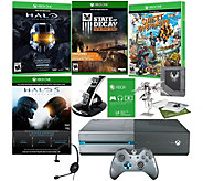 Xbox One 1TB Halo 5 Guardians Bundle with 3 Additional Games - E288778