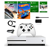 Xbox One S 500GB Forza Horizon 3 with Hot Wheels Expansion - E292778
