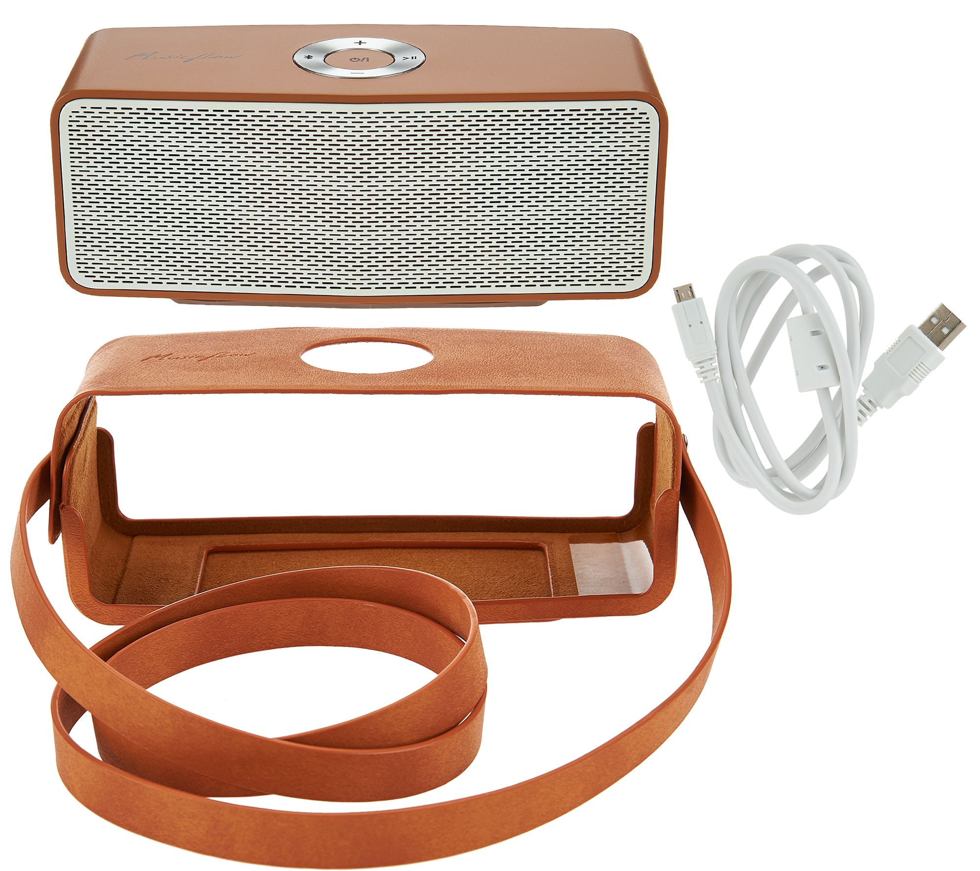 Lg Portable Bluetooth Speaker Np7550: LG Music Flow Portable Bluetooth Speaker W/ Carrying Case