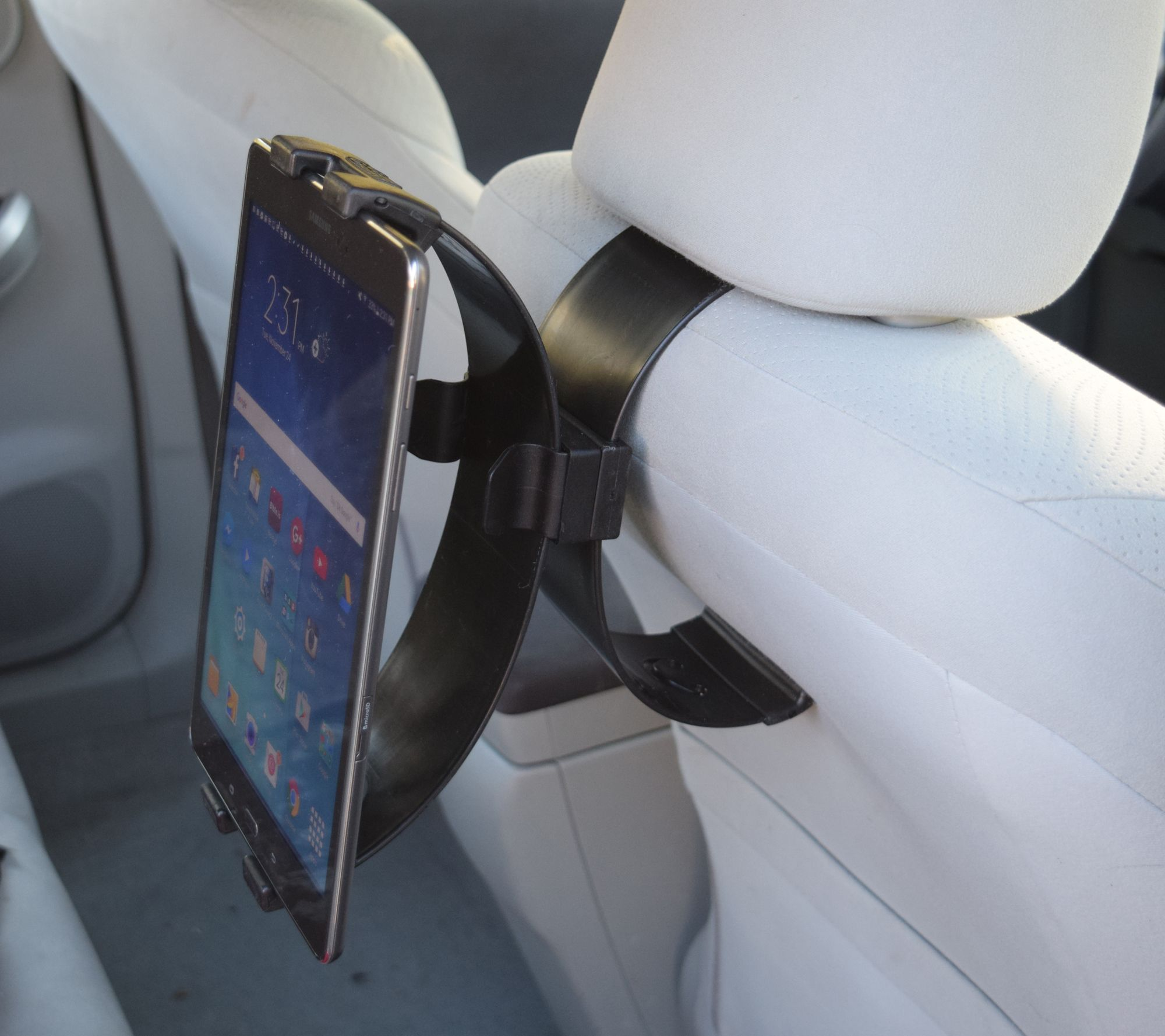 Clamp Champion Pro Portable Mobile Device Holder Page 1