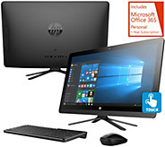 HP 22 Touch All-in-One PC 8GB RAM 1TB HDD w/LifeTimTech & MS Office365 - E230479