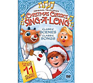 Christmas Classics 4-Disc DVD Movie Bundle withSing-A-Longs - E265179