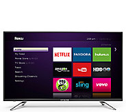 Hitachi 43 Class 1080p LED HDTV w/ Roku Ready Streaming Stick - E285379