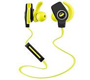 Monster iSport Bluetooth Wireless SuperSlim Headphones - E286879