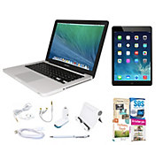 Apple Macbook Pro 13 Bundle Apple iPad mini 216GB - E288279