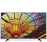 LG 55 Class Smart LED 4K Ultra HDTV with 4K Upscaling - E289279