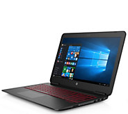HP OMEN 17.3 Laptop - Intel i7, 8GB RAM, 1TB HDD, 128GB SSD - E294179
