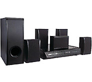 100-Watts 5.1-Channel Dolby Digital DVD Home Theater System - E276580