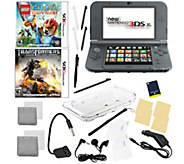 New Nintendo 3DS XL Bundle with 2 Games - E287080