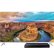Samsung 55 Class SUHDTV with 4K Ultra HD Blu-ray Player - E291180