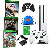 Xbox One S 1TB Bundle with Forza Horizon 3 andTwo Extra Games - E291280