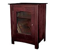 Crosley Williamsburg Cabinet - Cherry - E201881