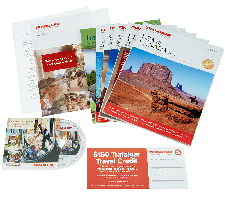 Trafalgar Travel the World Voucher