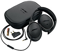 Bose QC 25 Special Edition NoiseCancelling Headphones For Apple - E228481