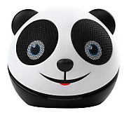 Zoo Tunes Compact Portable Bluetooth Stereo Speaker - E272881