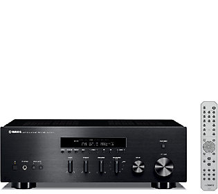 Yamaha Natural Sound Stereo Receiver with Built-in iPod Dock