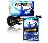 Guitar Hero Live Bundle - Wii U - E286081