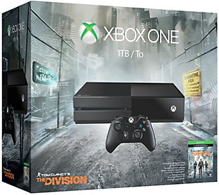 Xbox One 1TB Tom Clancys The Division Console