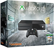Xbox One 1TB Tom Clancys The Division Console - E290581