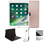 Apple iPad Pro 10.5 512GB Cellular & Accessories - Rose Gold - E293281