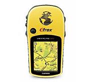 Garmin eTrex Venture HC Handheld GPS w/Built-inPatch Antenna - E182182