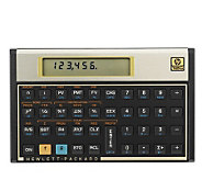 HP 12C Financial Calculator - E200482