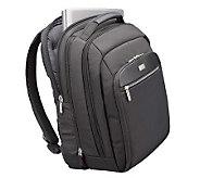 Case Logic 16 Security Friendly Laptop Backpack - Black - E220582