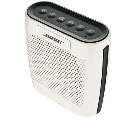 Bose Soundlink Color Bluetooth Speaker E228582 Qvc Com