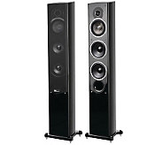 Pure Acoustics Noble-II Series 5.25 Slim TowerSpeakers - E249382
