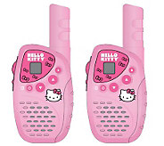 Hello Kitty Mini FRS Two-Piece Two-Way Radio Set - E257982