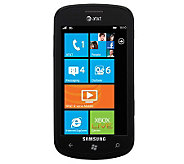 Samsung Focus I917 GSM Unlocked Windows 7 CellPhone - E266282