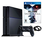 Sony PS4 System with Killzone & Accessories - E275382