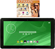 iDea 10 8GB Android Tablet Bundle w/ Software - E287082