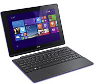 Acer Aspire Switch E 10.1 2-in-1 Laptop - Atom, 2GB RAM 64GB - E290782
