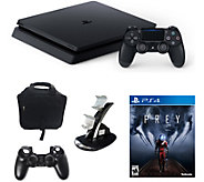 Sony PlayStation 4 1TB Bundle with Prey,Bag & Accs - E291282