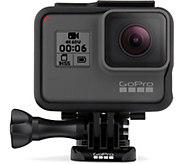 GoPro HERO6 Black 4K Action Camera - E292682