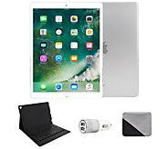 Apple iPad Pro 12.9 512GB Wi-Fi & Bluetooth Keyboard - Silve - E293082