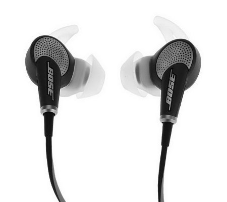 Bose QC 20i Noise Cancelling Headphones for Apple
